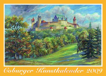 Coburger Kunstkalender 2009