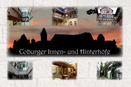 Coburger Innen- und Hinterhöfe