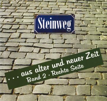 Steinweg ... Rechte Seite (Band 2)