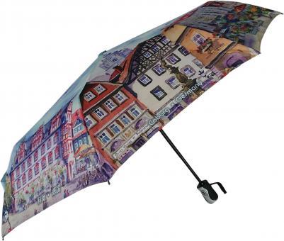 Coburger Regenschirm - Taschenschirm