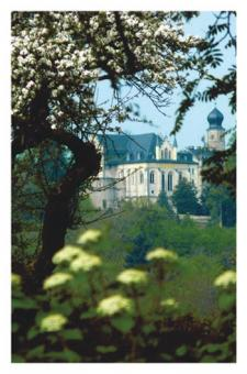 Kunstkarte Coburg- Schloss Callenberg
