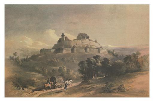 Veste Coburg von Douglas Morison