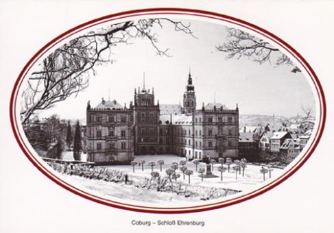 Coburg - Schloss Ehrenburg