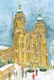 Adventskalender Vierzehnheiligen - Weihnachtsvorfreude in Vierzehnheiligen ohne Glitzer