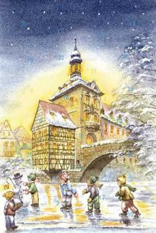 Adventskalender Bamberg - Altes Rathaus