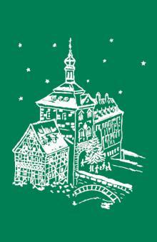Magnet Bamberg - Weihnachtliche Stimmung am alten Rathaus
