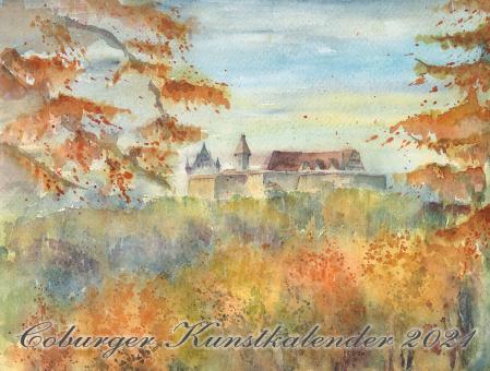 Coburger Kunstkalender 2021