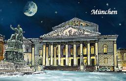Magnet München - Nationaltheater