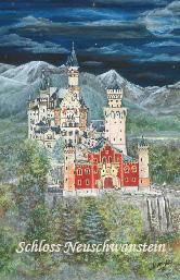 Magnet Schloss Neuschwanstein