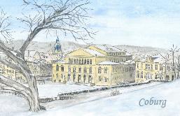 Magnet Coburg - Landestheater Winter