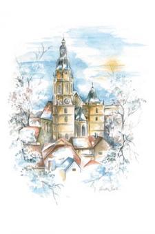 Kunstkarte Coburg - St. Morizkirche