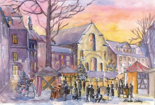 Magnet Bamberg - Grüner Markt
