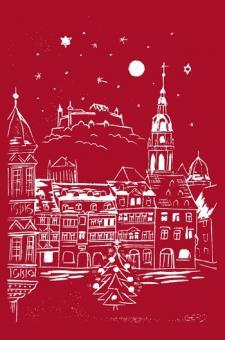 Magnet Coburger Weihnacht