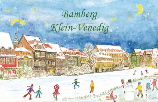 Magnet Bamberg - Winterfreuden in Klein-Venedig