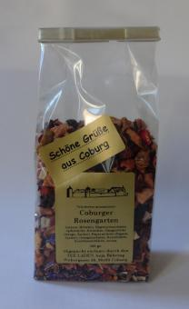 Tee Coburg - Coburger Rosengarten
