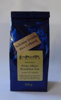 Tee Coburg - Prinz Albert Breakfast Tea