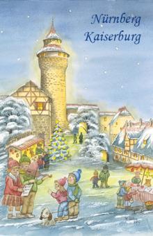 Magnet Nürnberg - Weihnachtsvorfreude an der Kaiserburg