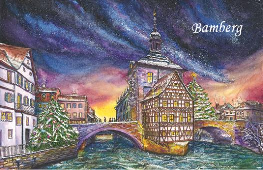 Magnet Bamberg - Adventszeit am Alten Rathaus
