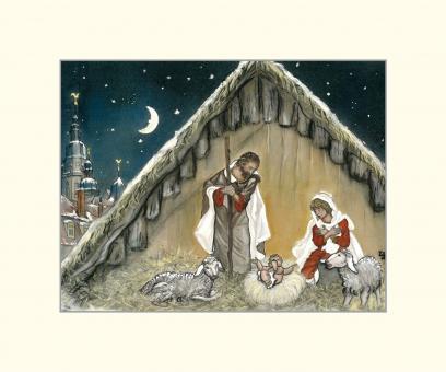 Coburg - Weihnachtskrippe