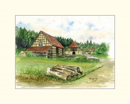 Ahorn - Alte Schäferei