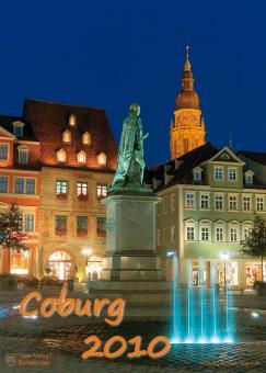 "Fotokalender ""Coburg 2010"""