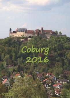 "Fotokalender ""Coburg 2016"""