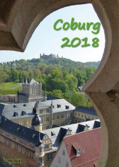 "Fotokalender ""Coburg 2018"""