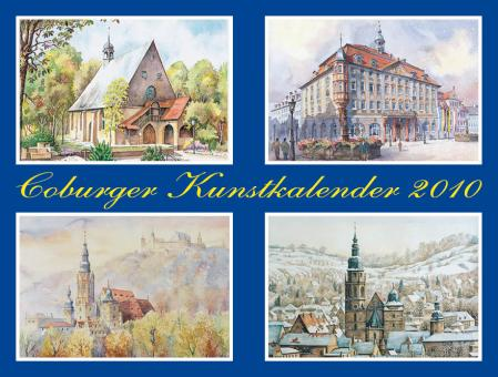 Coburger Kunstkalender 2010