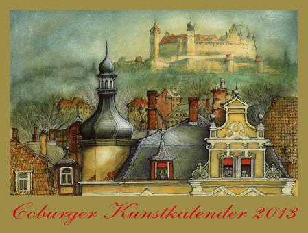 Coburger Kunstkalender 2013