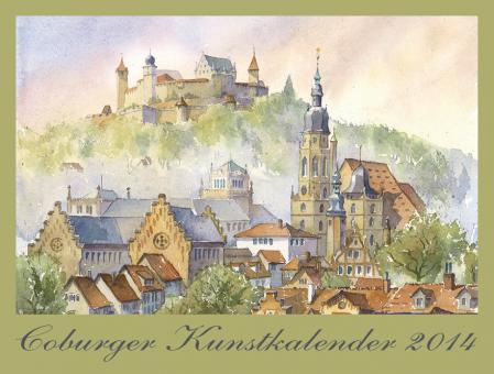 Coburger Kunstkalender 2014