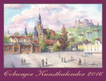 Coburger Kunstkalender 2016