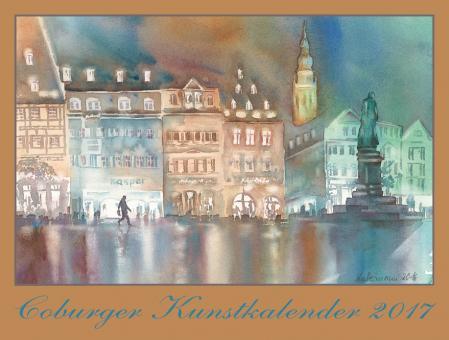 Coburger Kunstkalender 2017