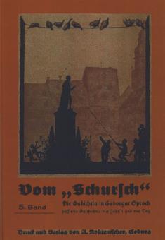 """Vom """"Schursch"""" 5. Band"""