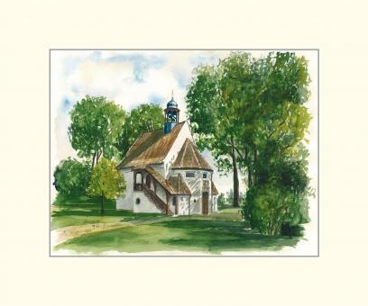 Coburg - St.-Nikolaus-Kapelle