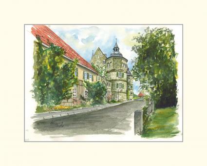 Coburg - Schloss Ahorn