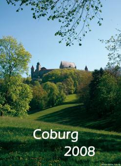 "Fotokalender ""Coburg 2008"""