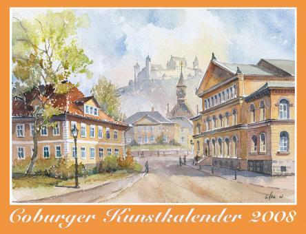 Coburger Kunstkalender 2008
